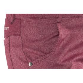 Mammut Massone Pants Women merlot melange